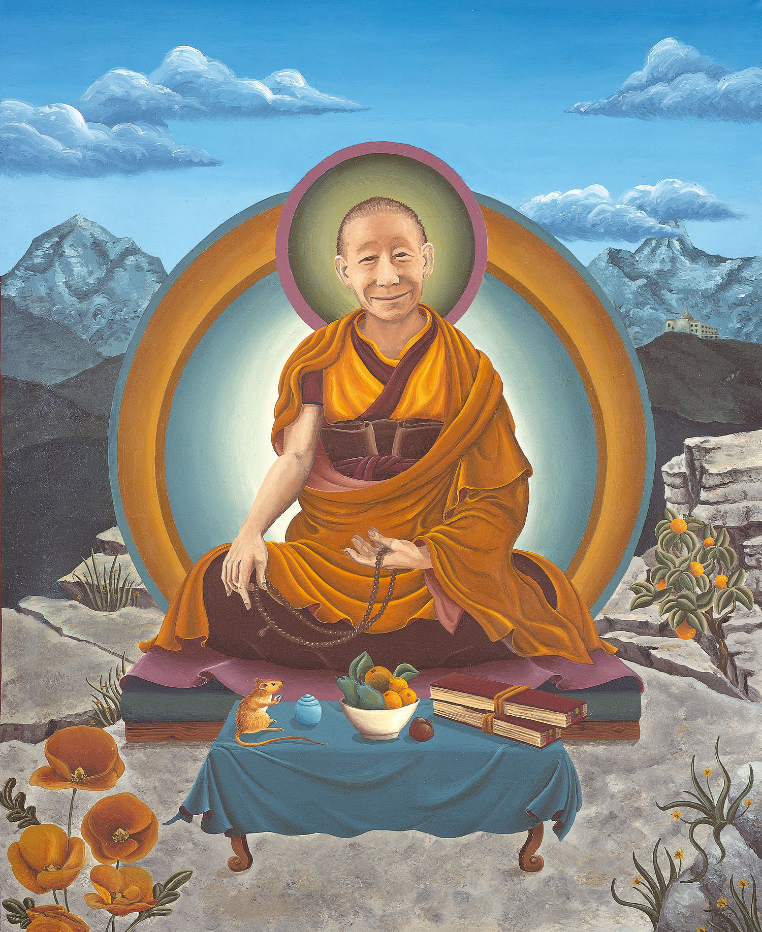 Geshe Langri Tangpa of the Kadampa Lineage